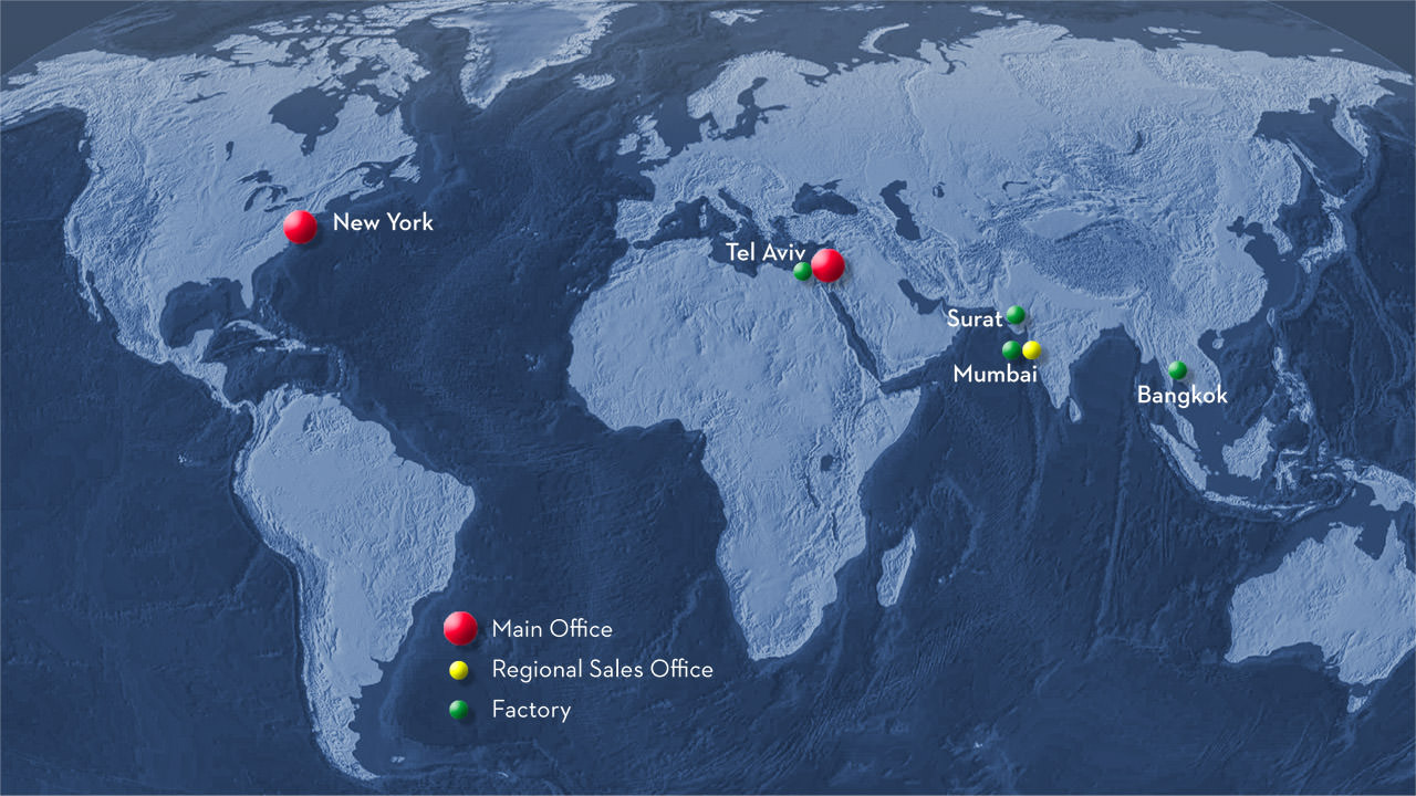 Global Marketing Map